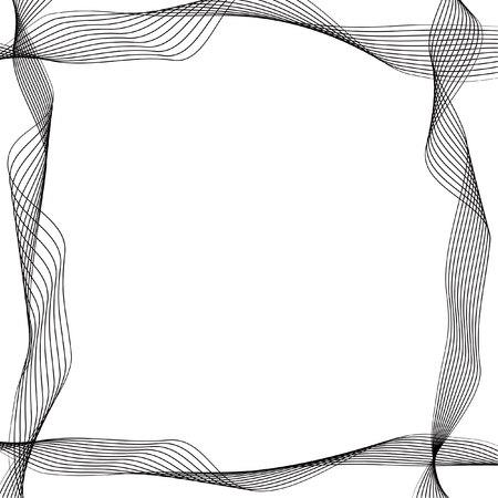 undulation: ABSTRACT BACKGROUND Illustration