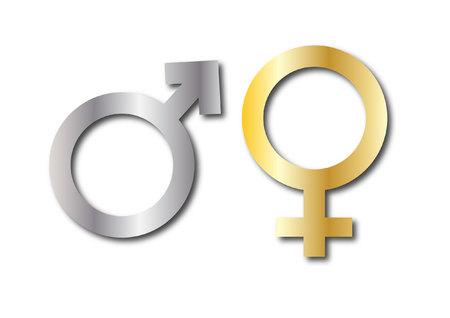 sex symbols Illustration