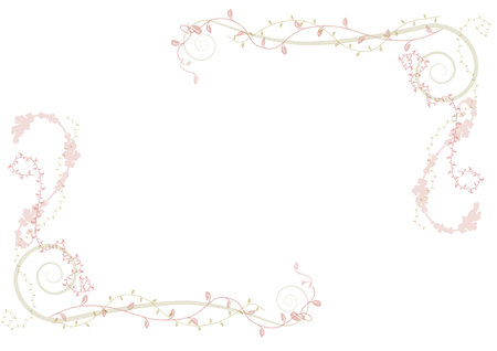 stock art: decorative border