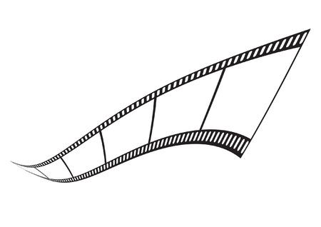 35mm: Film 35mm Illustration