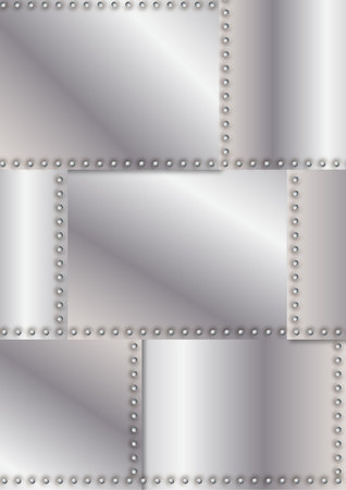 metal: metal Illustration