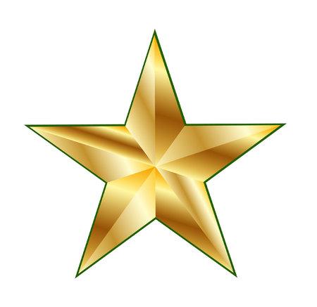 별: Gold Star