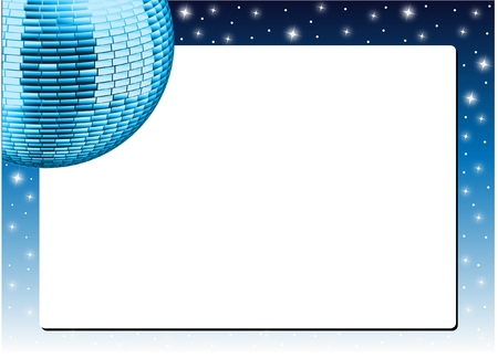 glitter ball: Glitter ball background