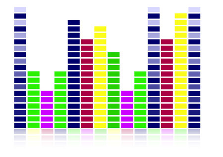 graphic equalizer: graphic equalizer