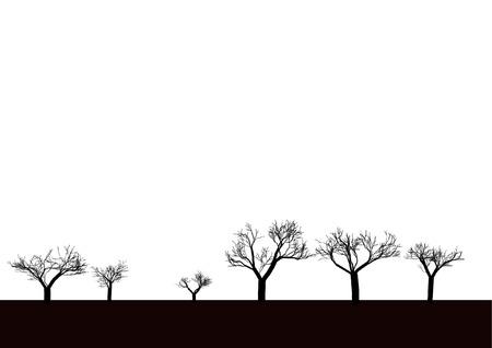 plats: Trees