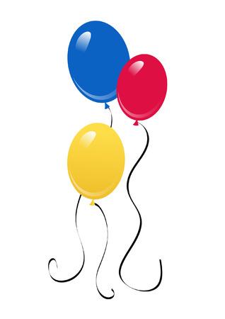 cor: Balloons