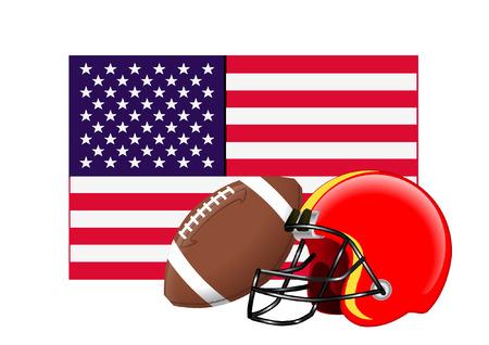 royalty free stock photos: american football