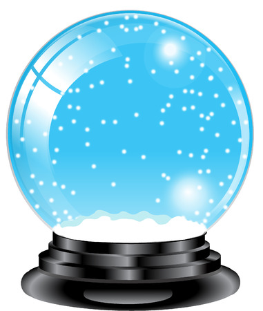 diviner: snow globe