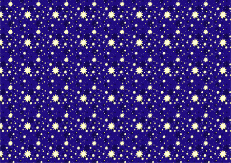faery: STAR BACKGROUND Illustration