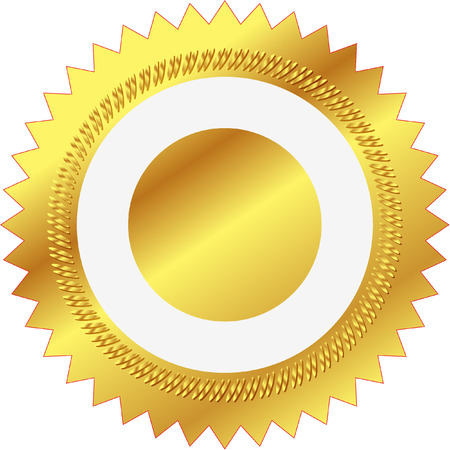 signatory: illustration of gold seal