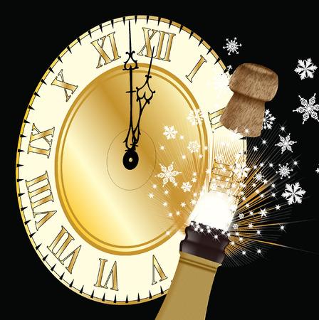 uncork: new year
