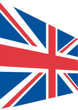 weather terms: UK Flag Union Jack - Prop