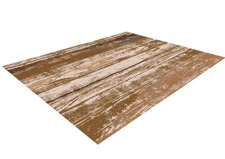 natur: wooden plank floor