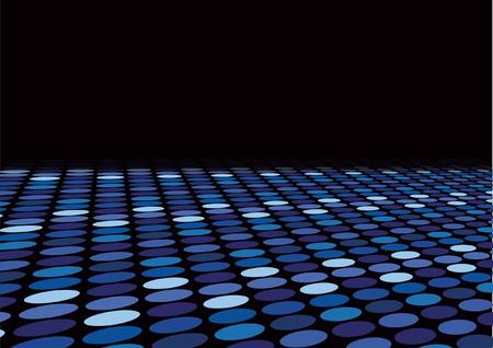 disco era: Party Dance Floor background