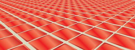 tiled floor: tiled floor