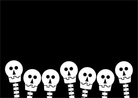 festive: Festive Skeletons