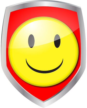 friendliness: Smile button