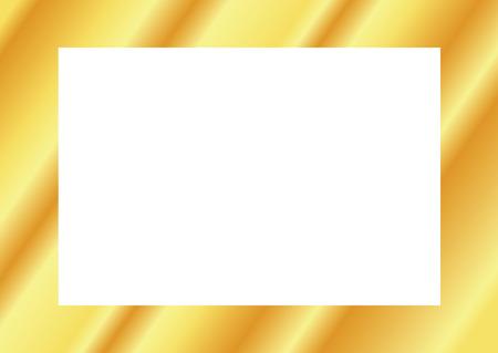 bordering: Gold frame