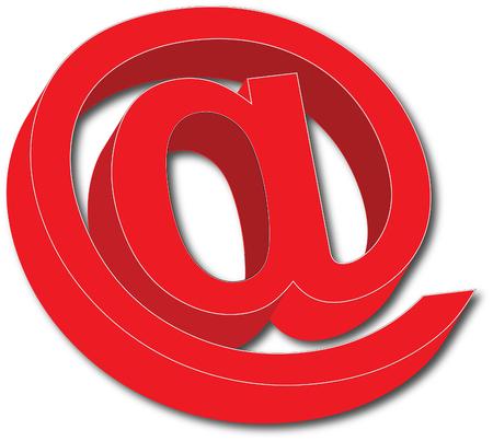 Email Alias Illustration