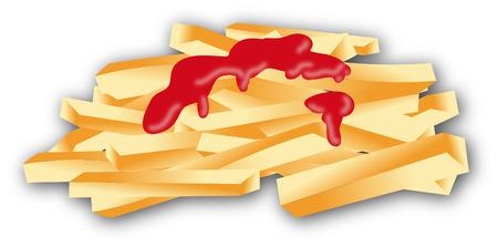 fried: French fried