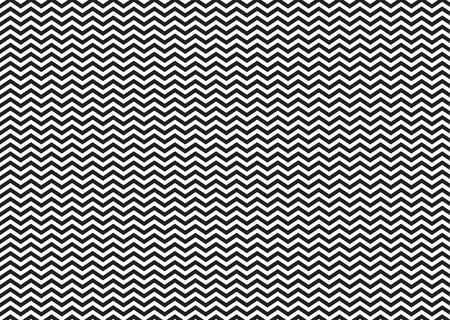 zig: Zig zag chevron wrapping pattern