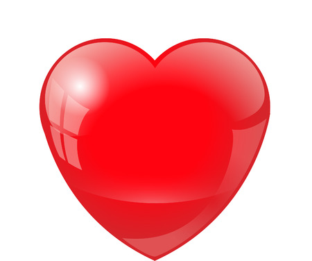 sweethearts: Red heart