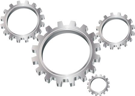 gears: Vector gears