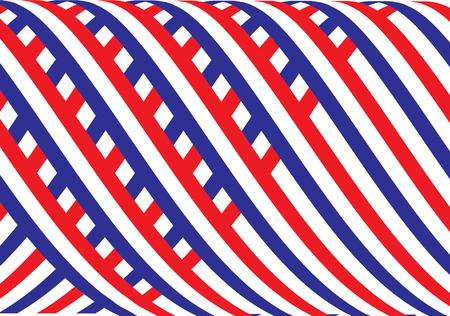 american: American Frame Illustration