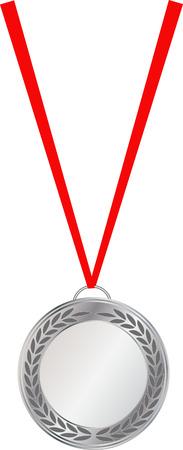 silver medal: silver medal