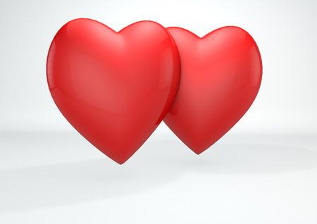 3d heart: 3d Heart Stock Photo
