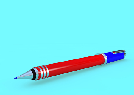 ball pens stationery: Pluma