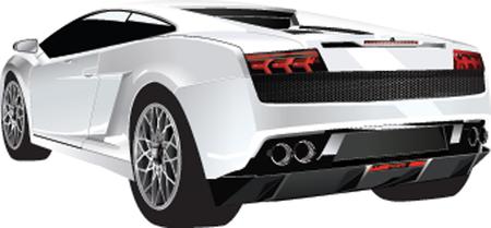 car: sports car Illustration