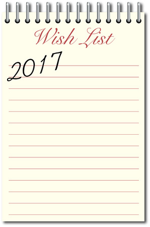 wish  list: wish list 2017