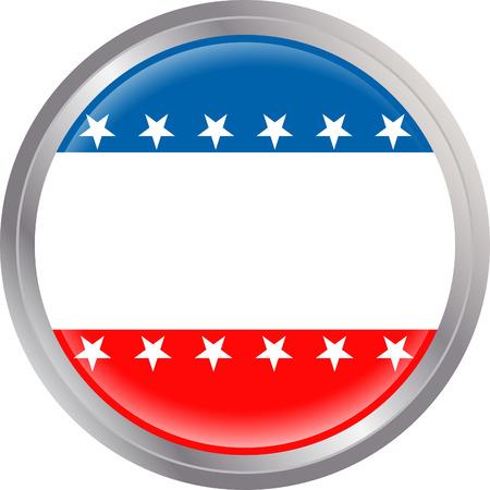 piktogramm: USA Button
