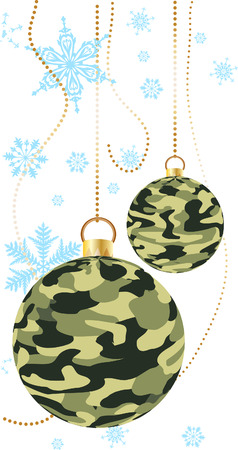 waved: Baubles camouflage