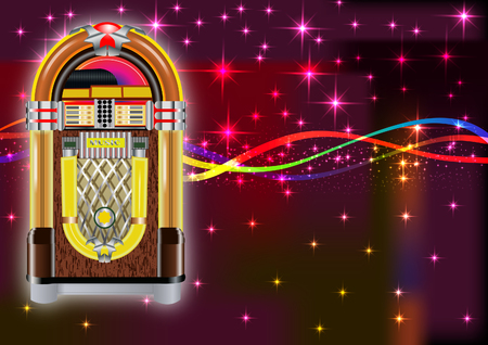 Jukebox background