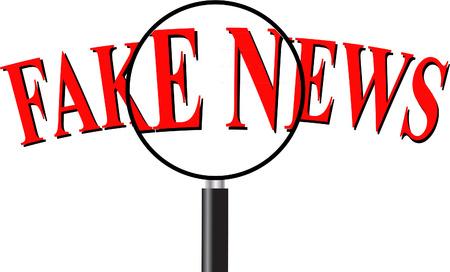 偽のニュース