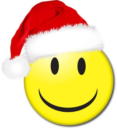 Smileing santa