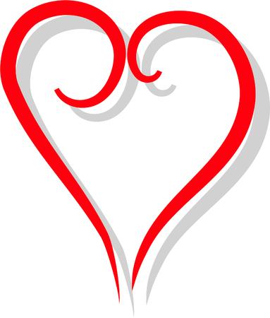 turn table: valentine heart