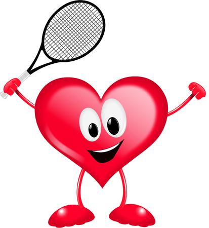 tennisball: I love Tennis.
