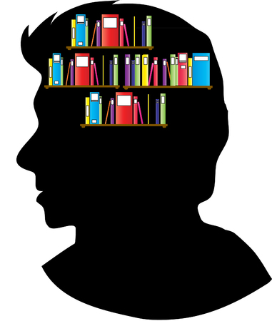 leatherette: Book Head