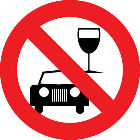 impaired: Warning do not drink and drive