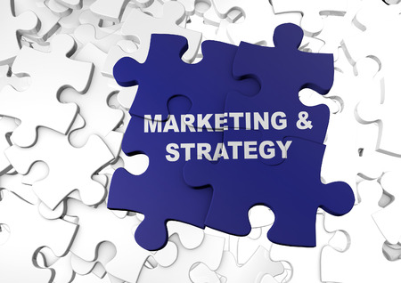 Marketing and Strategy jigsaw
