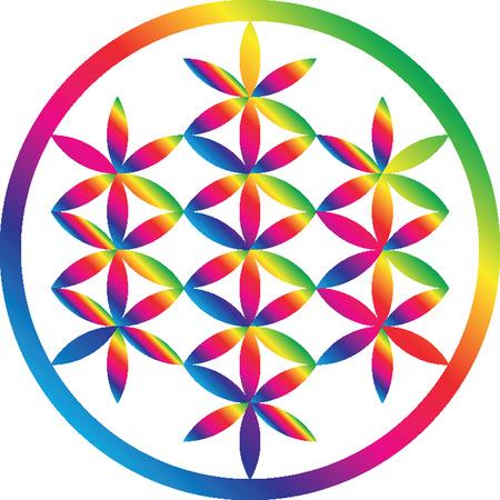 Seed of life symbol