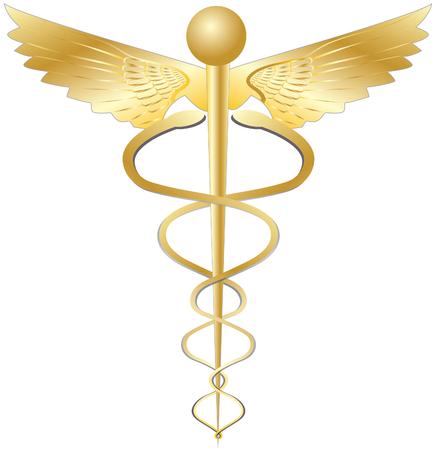 Medical symbol icon.
