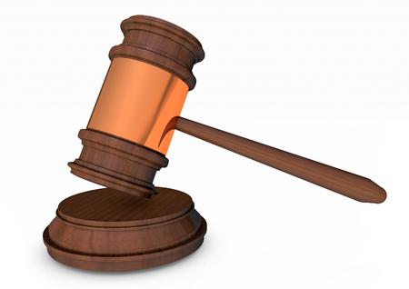 Judges Hammer Gabble