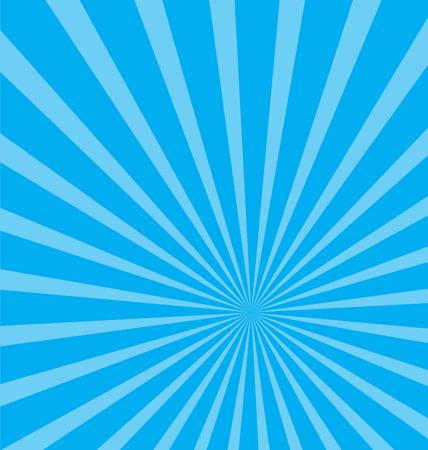 Blue ray burst