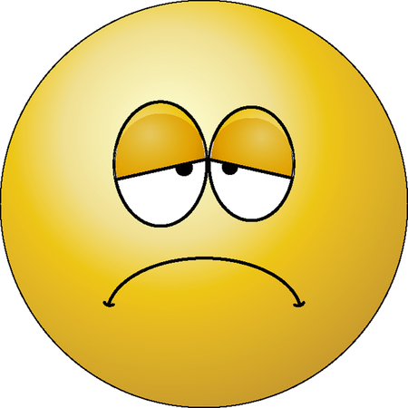Sad Funny Face
