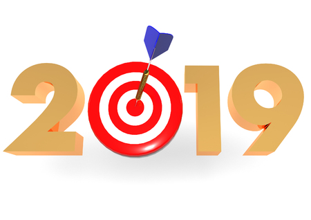 2019 with target