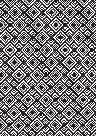 Art Deco Background Pattern